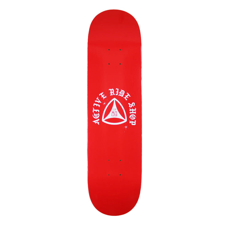 Blvd Deck - Red