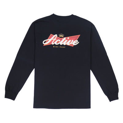 Brewski Long Sleeve - Black