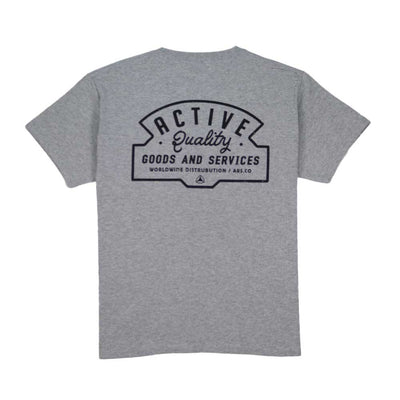 Certified Youth T-Shirt - Graphite Heather
