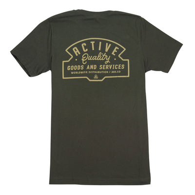 Certified T-Shirt - Dark Olive