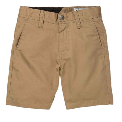 Frickin Chino Youth Short - Khaki