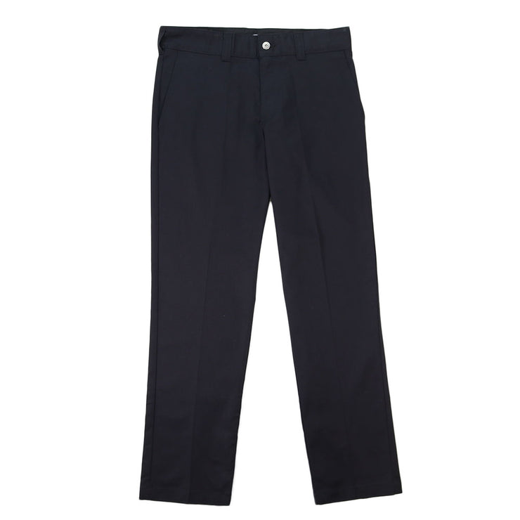 '67 Slim Fit Flat Front Flex Twill Pant - Black