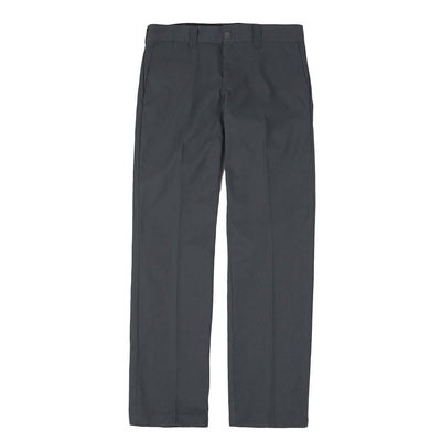 '67 Slim Fit Flat Front Flex Twill Pant - Charcoal
