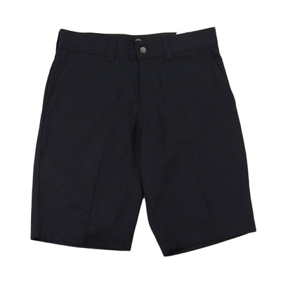 Slim Flex Twill Short - Black