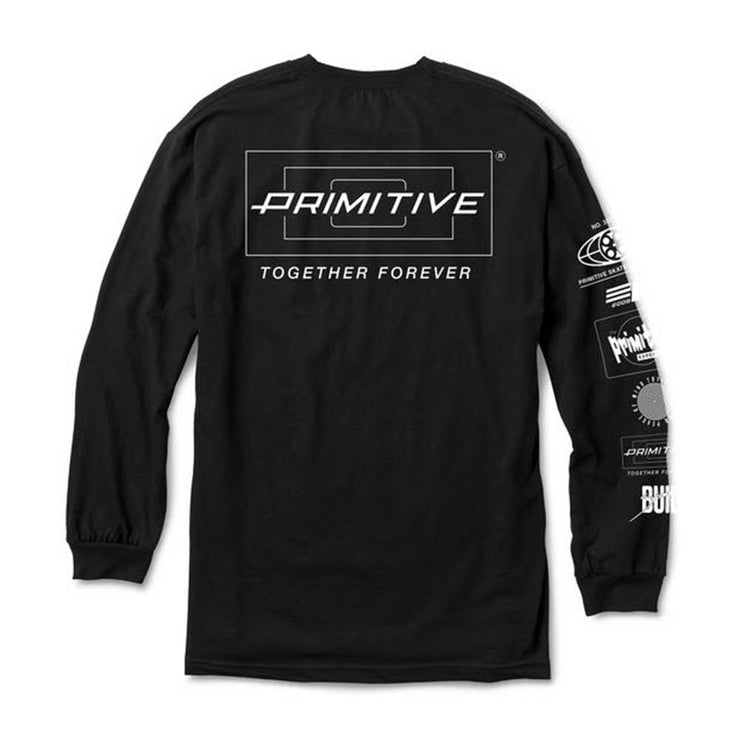 Experience Long Sleeve T-Shirt - Black