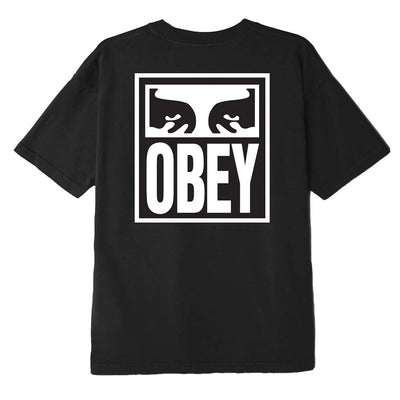 Eyes Icon T-Shirt - Black
