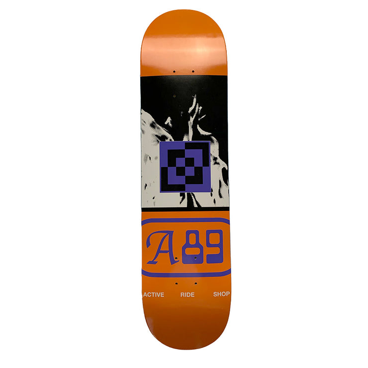 Fluid Deck - Orange