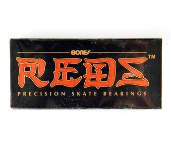 Packaging of Bones Reds Bearings