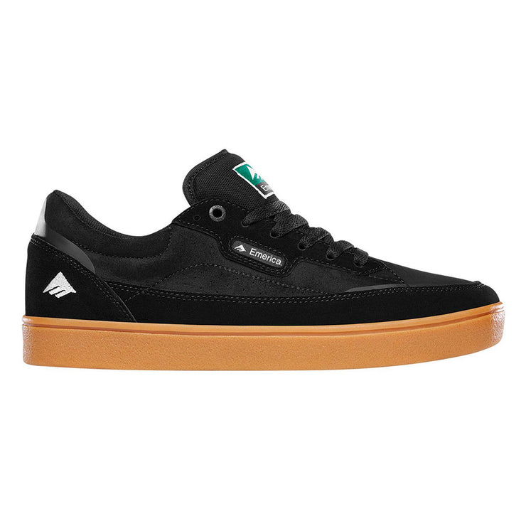 Gamma Shoe - Black/Gum