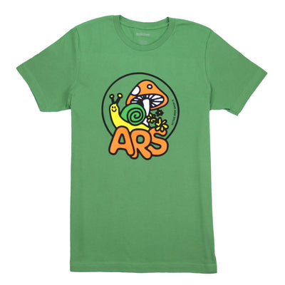 Garden T-Shirt - Natural Green