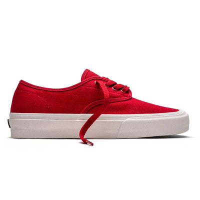 Gower Shoe - Crimson/Cream