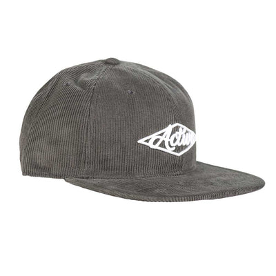 Carbon Hat - Grey