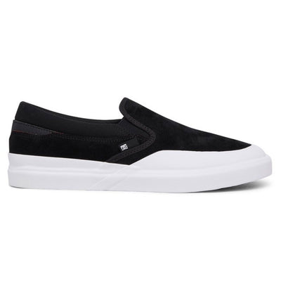 Infinite Slip On S Shoe - Black/White