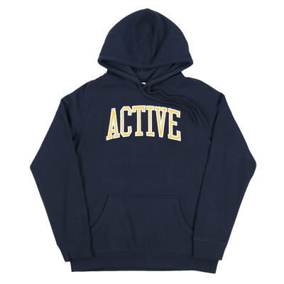 Ivy League Hoodie Womens - Navy