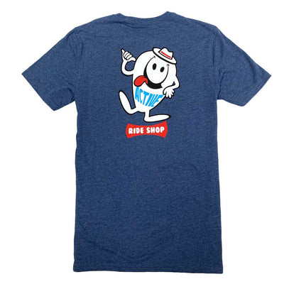 """Jerry"" T-Shirt - Navy"
