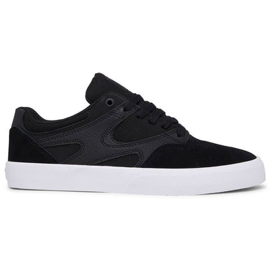 Kalis Vulc S Shoe - Black/White