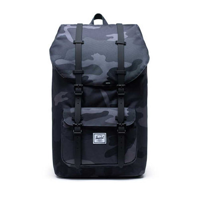 Lil America Backpack 600D POLY - NIGHT CAMO