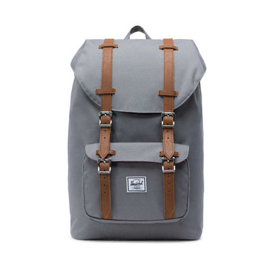 Lil America Backpack 600D POLY - GREY