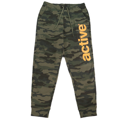 Lock Up Sweatpant - Forest Camo