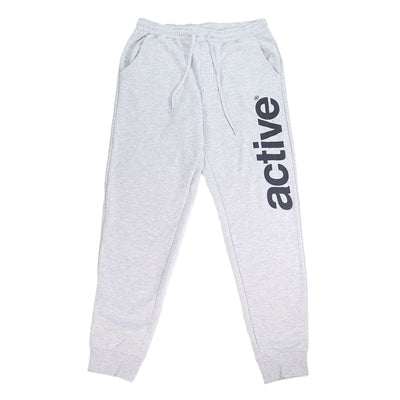 Lock Up Sweatpant - Heather Grey