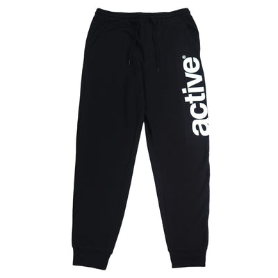 Lock Up Sweatpant - Black