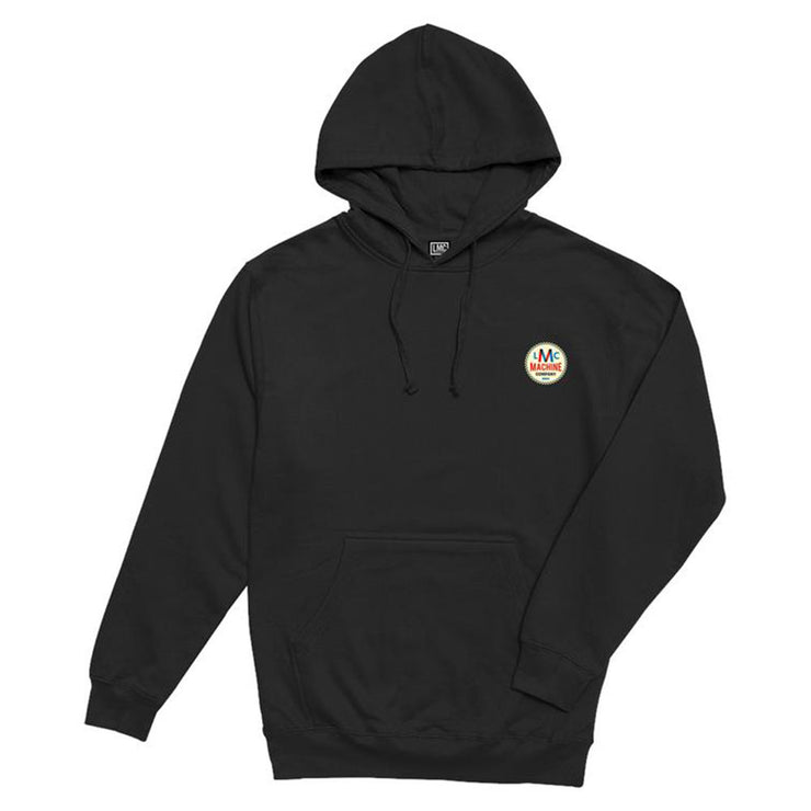 Four Stroke Fleece - Black