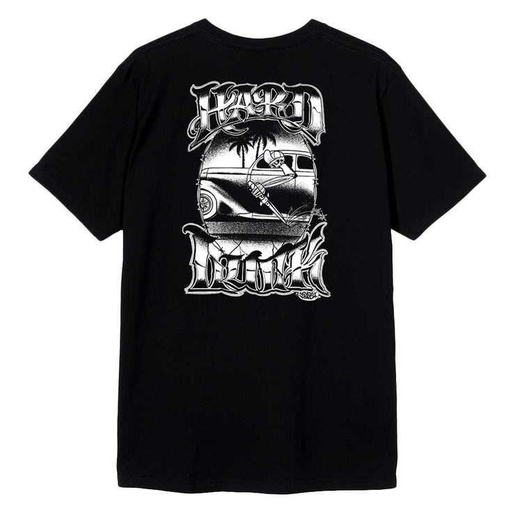 Lo and Slo T-Shirt - Black