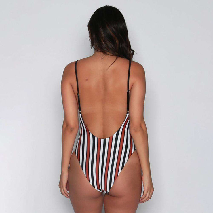 Marseilla Reversible One Piece