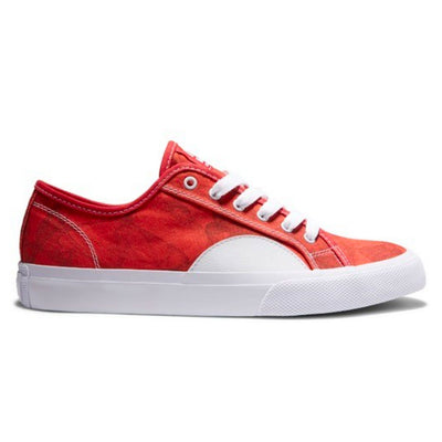 Manual S Evan Shoe - Red/White