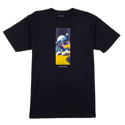 Mirage T-Shirt - Black