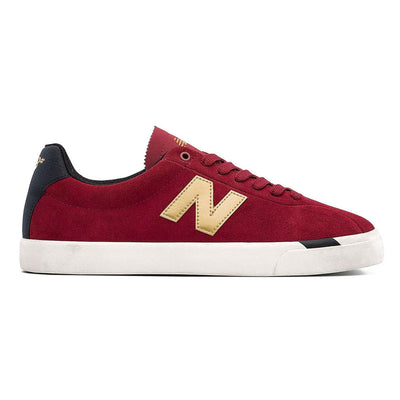 Numeric 22 - Crimson/Gold