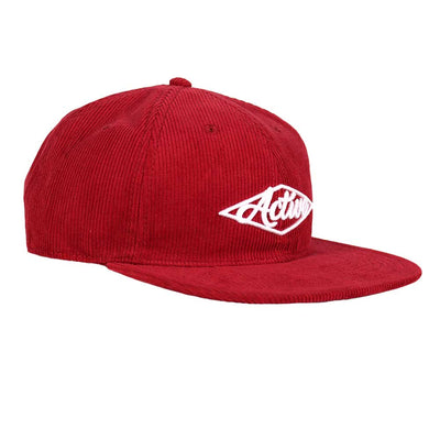 Carbon Hat - Vintage Red