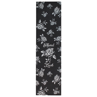 Clear Balck Rose Grip - Clear Black