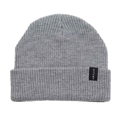 Select Beanie - Grey Heather