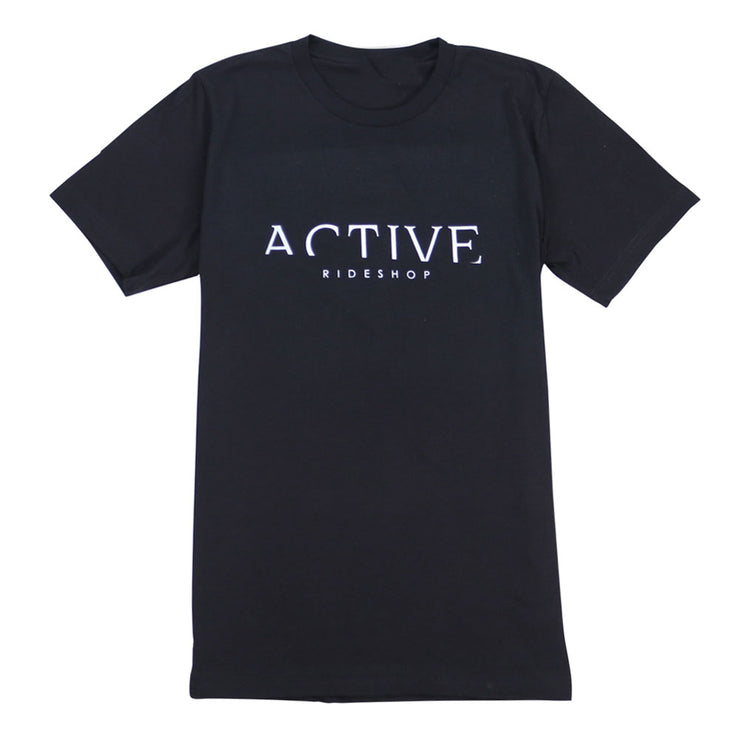 Shortcut T-Shirt - Black