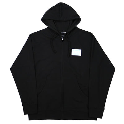 Sidekick Zip Up Hoodie - Black