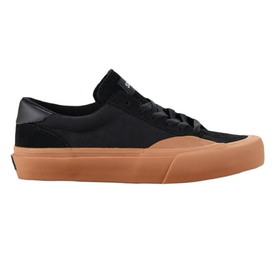 Logan Shoe - Black/Gum
