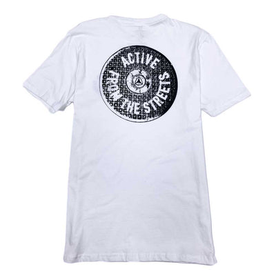 Streets T-Shirts - White