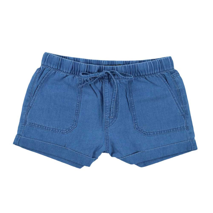 Sunday Strut Short - Blue