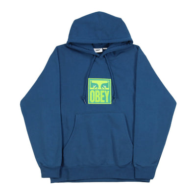 Stack Hooded Sweatshirt - Poseidon