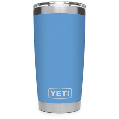 Rambler 20 oz Tumbler - Pacific Blue