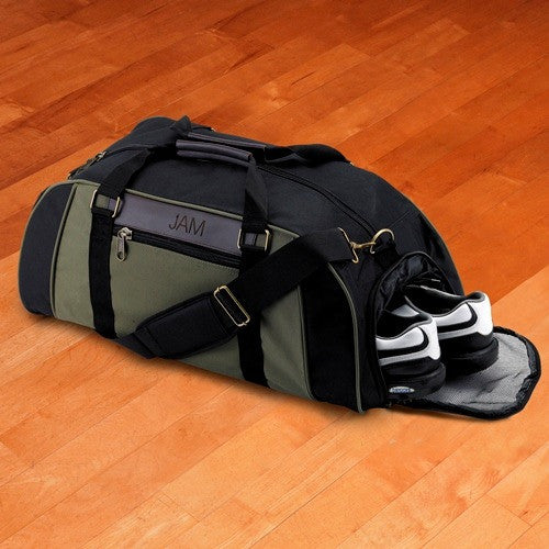 Personalized Logan Duffle Bag