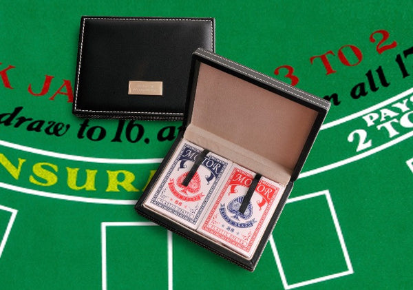 Personalized Playing Card Case