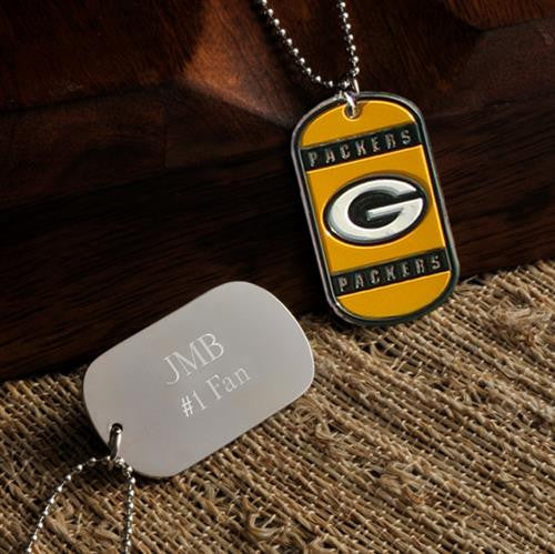 NFL Dog Tag  - PACKERS
