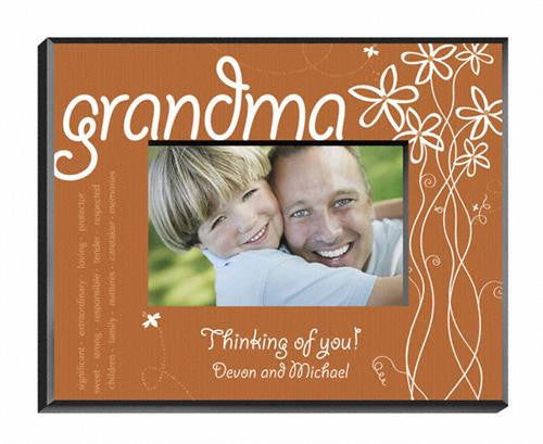 Breath of Spring Frame  - GRANDMA