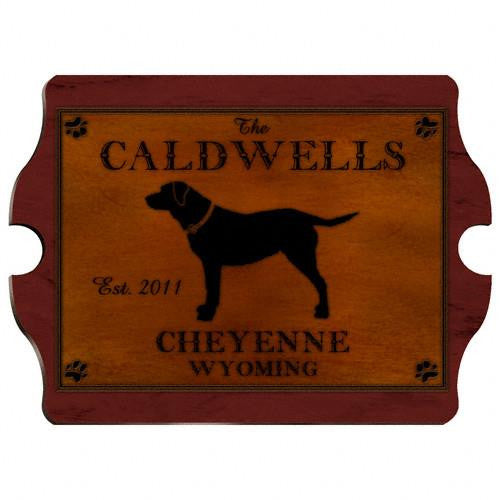 Cabin Series Vintage Pub Sign