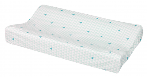 Misty Mint Change Pad Cover - Misty Mint Change Pad Cover