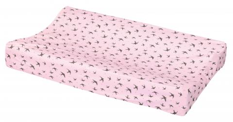 Pretty Pink Change Pad Cover - Pretty Pink Change Pad Cover
