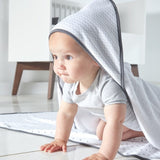 Snow White Hooded Towel
