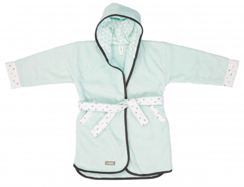 Misty Mint Bath Robe